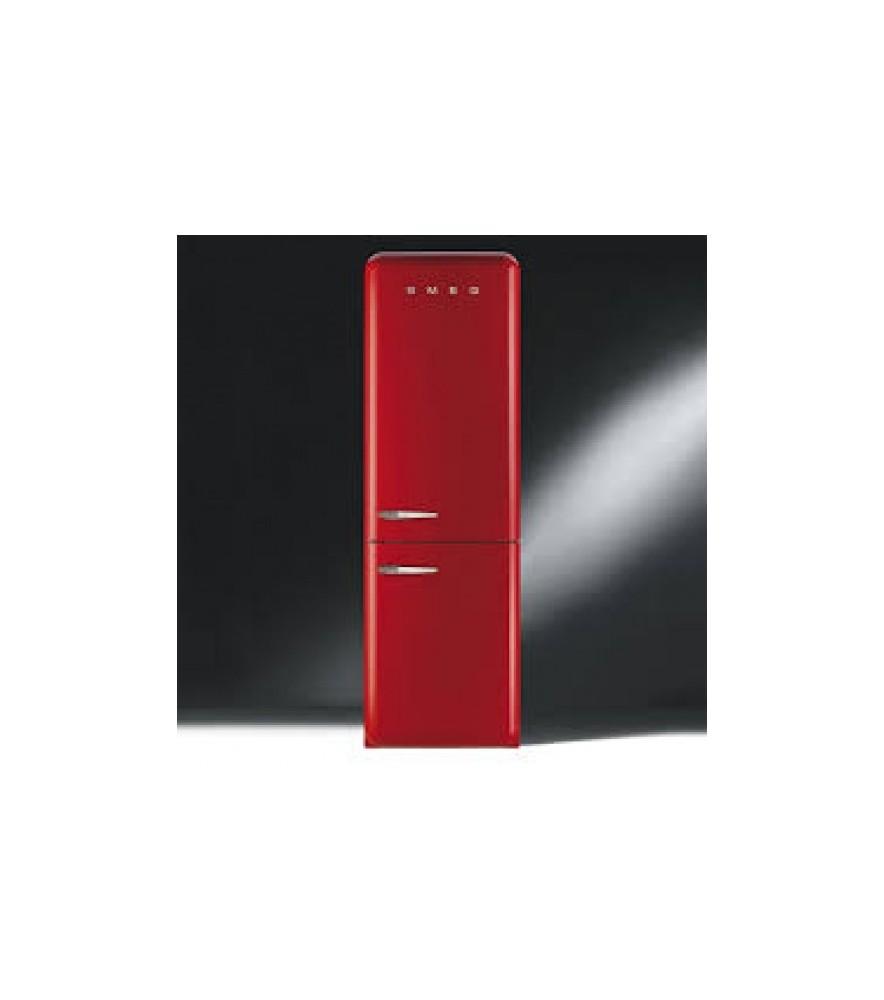 Anni 50 Frigorifero Smeg frigorifero combinato smeg fab32rrn1 rosso