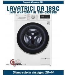 LAVATRICI A PARTIRE DA 189€...