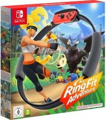 Nintendo Switch - Ring Fit...